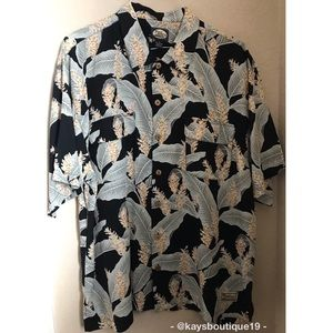 Tommy Bahama Hawaiian Shirt Size XL